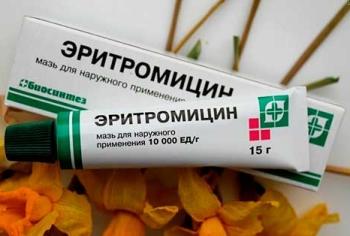 Инструкция по применению Эритромициновой мази для детей: рекомендации и меры предосторожности