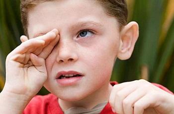 Глазная тетрациклиновая мазь для детей - противопоказания к применению