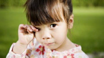 Халязион у ребенка - различные методы лечения