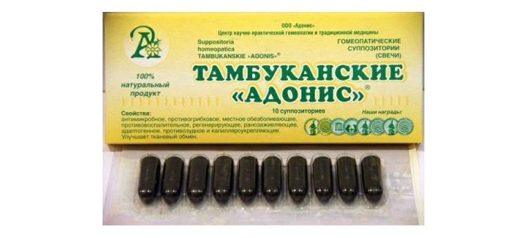 Тамбуканские Адонис