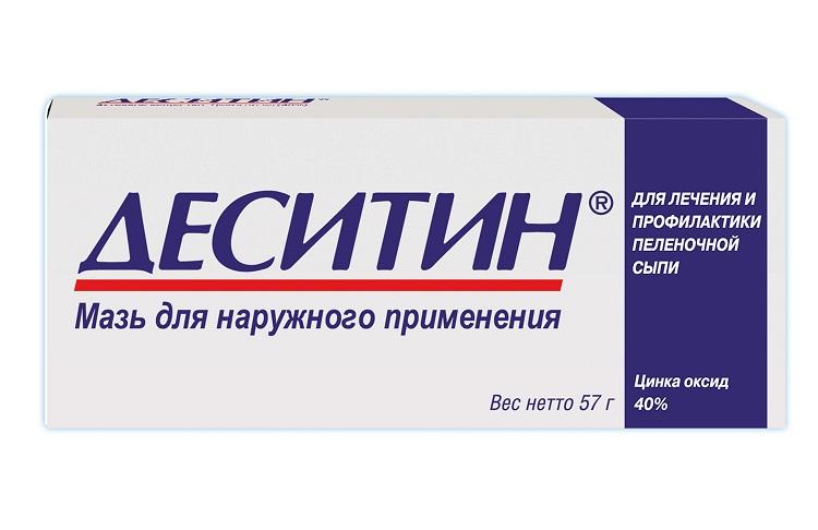 Деситин для лечения сыпи