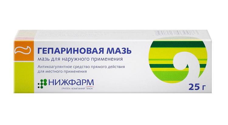 Гепарин Нижфарм