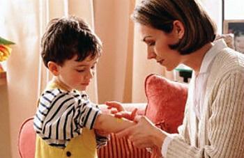 Как правильно использовать мазь Тридерм для детей