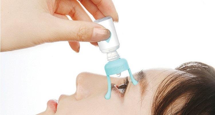 Капли от ячменя на глазу у детей: описание препаратов Тобрекс ...