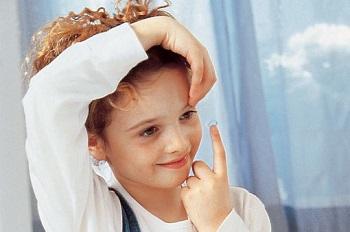 Ночные линзы для детей при развитии близорукости