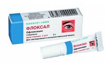 Описание препарата Флоксал в форме мази и ее действие на детский организм