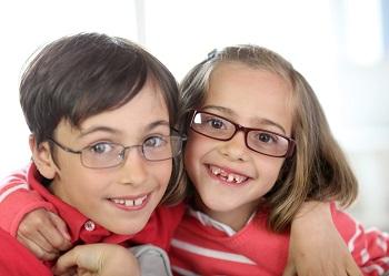 Перифокальные очки при лечении близорукости у детей
