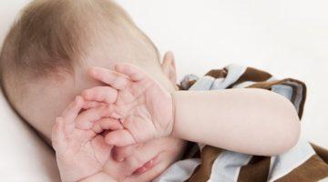 Причины покрасневших и гноящихся глаз у детей