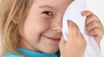 У ребенка опух глаз - каковы причины проявления симптома