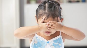 У ребенка под глазами и на веках красные пятна - основные причины