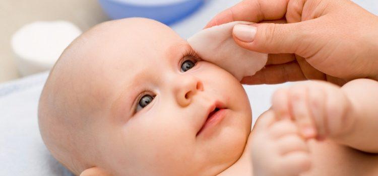 Массаж при дакриоцистите у новорожденных - схема проведения процедуры
