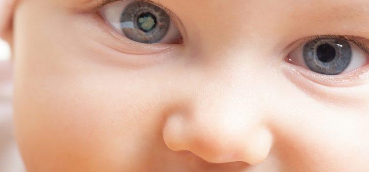 Врожденная катаракта у детей (точечная и другие виды заболевания ...