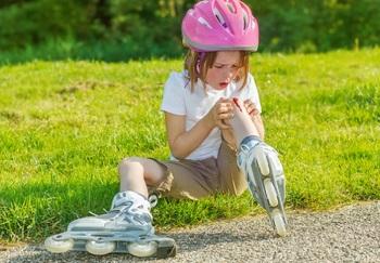 Какие мази можно использовать при ушибах у детей