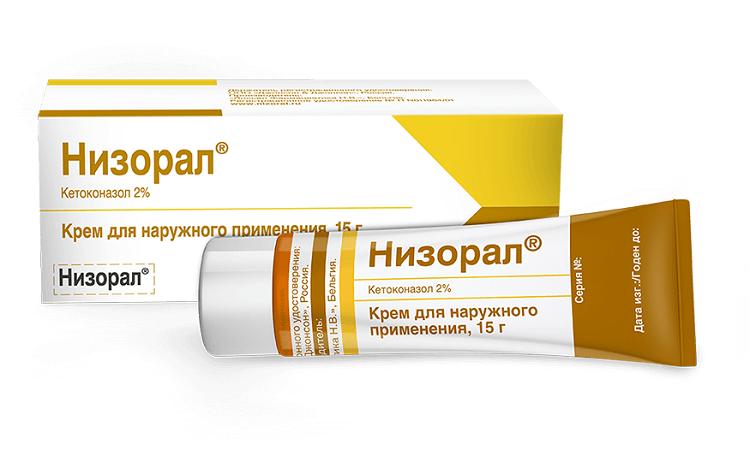 Мазь Низорал - как применять противогрибковое средство для детей