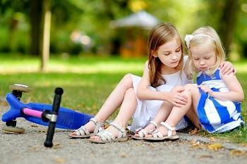 Ранозаживляющие мази для детей - действие и эффективность