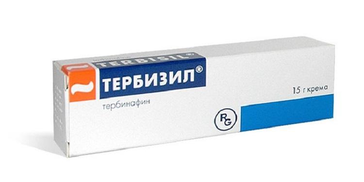 Тербезил мазь - особенности применения противогрибкового средства для детей