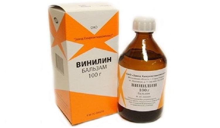 Винилин - средство от стоматита для детей