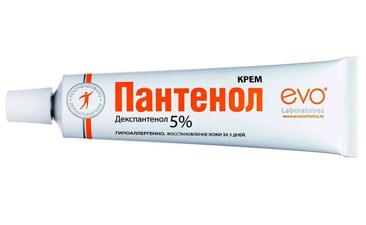 Пантенол крем 5 %