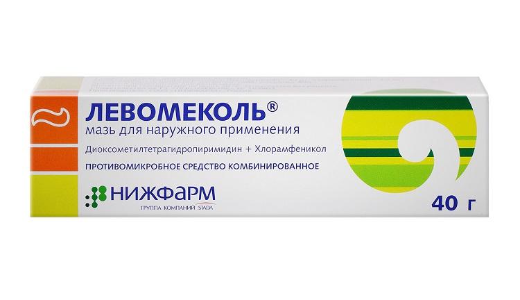 Левомеколь 40 г