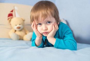 Мальчик с грустными глазами