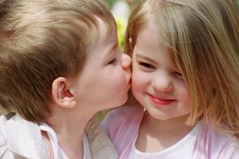 Чаще всего инфекционный мононуклеоз передается у детей через поцелуи