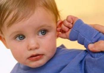 Причины развития и формы отита у детей