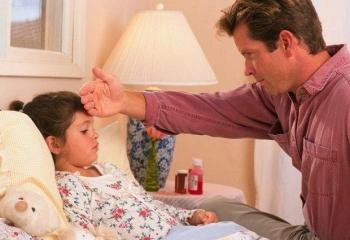 Симптоматика гнойной ангины у детей