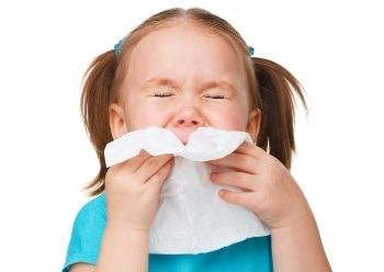 У ребенка отхаркивающий кашель