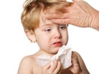 Когда сухой кашель у ребенка - повод обратиться к врачу