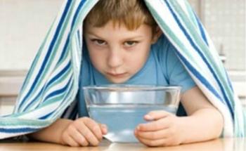 Паровые ингаляции как средство борьбы с сухим кашлем у детей
