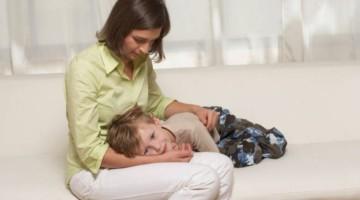 Острые кишечные инфекции у детей, помощь, симптомы и лечение