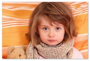 Характерные признаки трахеита у детей