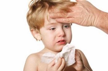 Лечение ОРВИ у детей - в каком случае нужно обратиться к врачу