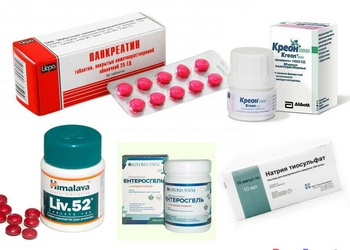 Лекарства от атопического дерматита для детей