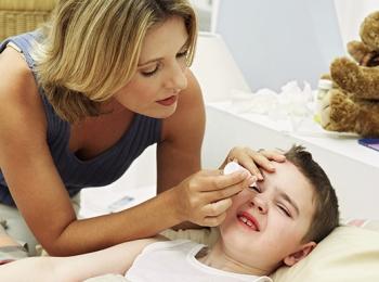 Отзывы родителей о применении капель Тобрекс для детей