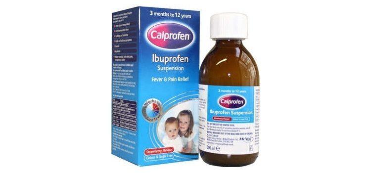 Инструкция по применению сиропа Ибупрофен для детей от боли и жара
