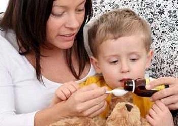 Применение сиропа для детей Парацетамол - правила дозировки