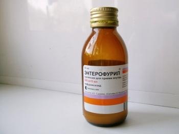 Отзывы родителей о суспензии Энтерофурил для детей