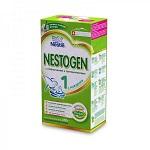 Сухая молочная семсь Нестожен для новорожденных - состав и производитель продукции