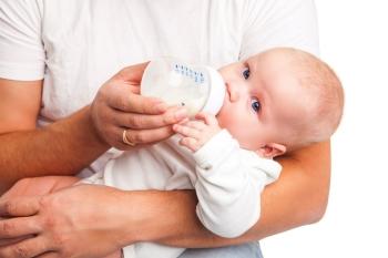 Детское питание нан для новорожденных