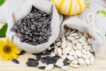 Состав и польза семечек при грудном вскармливании