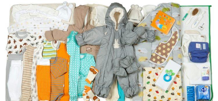 Список вещей для новорожденного на первое время: как составить и что включить