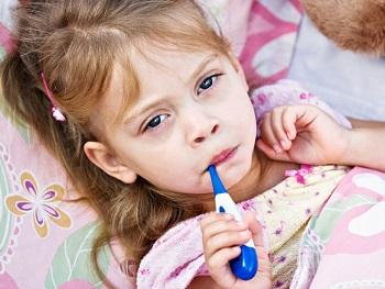 Симптоматика свинки у детей - как проявляется опасное заболевание