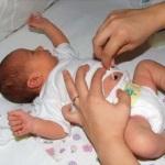Как правильно обрабатывать пупок новорожденному ребенку
