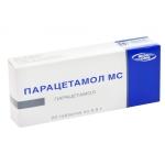 Какова норма Парацетамола для детей в таблетках?