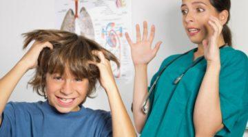 Шампунь от вшей и гнид для детей: обзор средств и способы их применения
