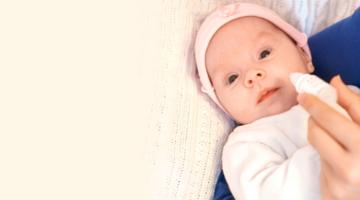 Чем лечить насморк у грудничка: советы и рекомендации родителям