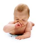 Что делать, если грудничок хрюкает носом, но соплей нет - несколько советов