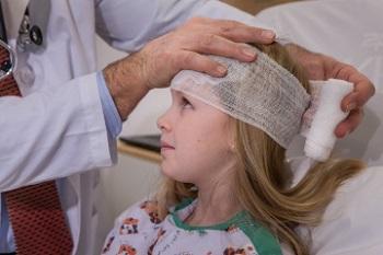 Первая помощь при сотрясении головного мозга у детей