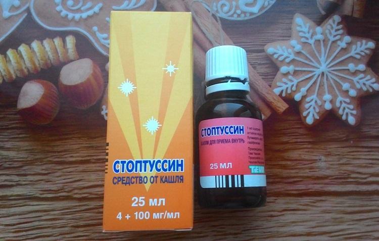 Как правильно принимать средство от кашля в каплях - Стоптуссин для детей